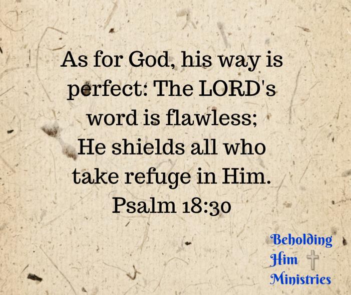 Psalm_18:30
