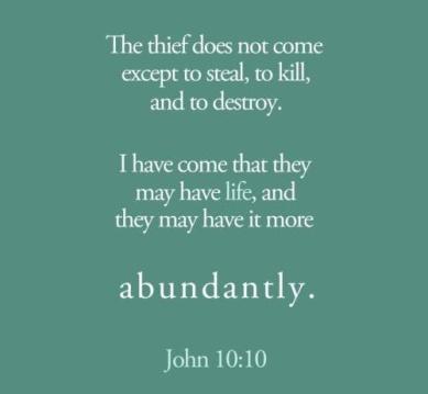 John 10-10b