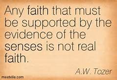 Tozer faith - 6