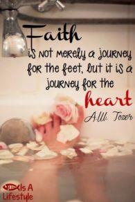 Tozer faith - 7