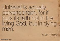 Tozer faith - 9
