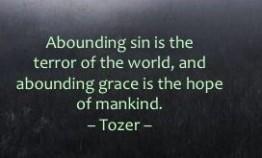 Tozer grace3