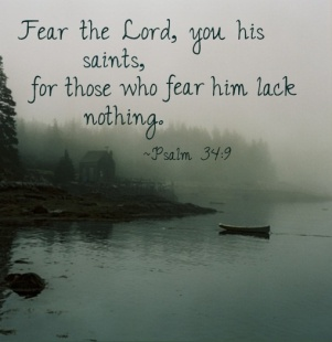 Psalm 34.9