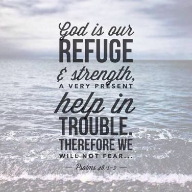 Psalm 46.1-2