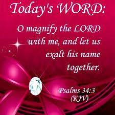 Psalm34.3