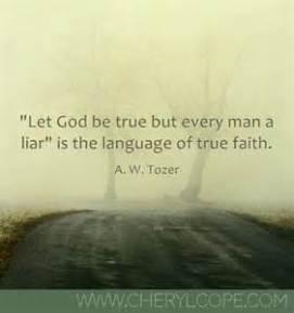 Tozer faith - 5