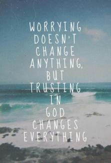 Trust-Worry