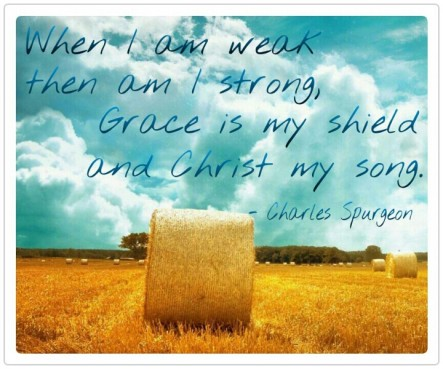 Spurgeon grace 14