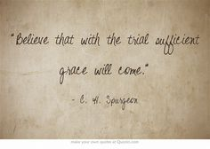 Spurgeon grace 15