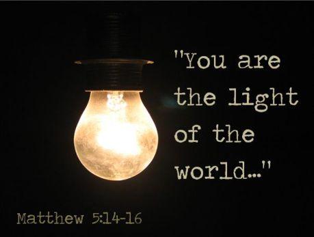 Matthew 5.14