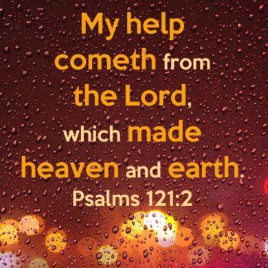 Psalm 121.2