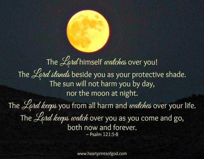 Psalm 121.5-8