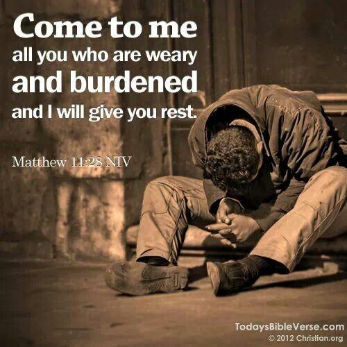 Matthew 11.28d