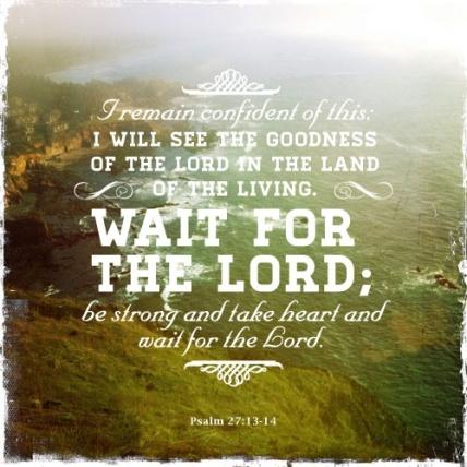 Psalm 27.14