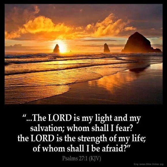 Psalm 27.1d