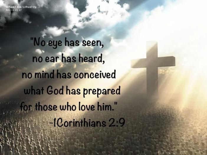 1 Cor 2.9