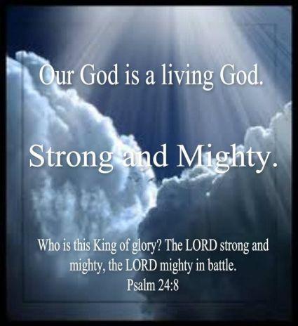 Psalm 24.8
