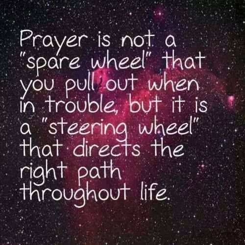 Psalm 24.Prayer