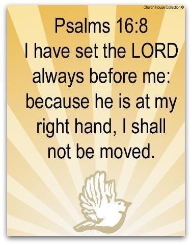 Psalm 24.Setbeforeme