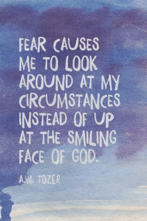 Tozer Fear 3