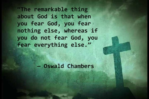 Tozer Fear 9