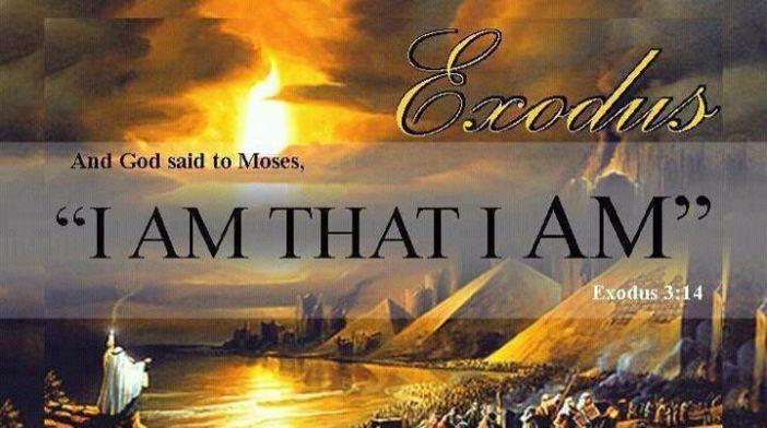 Exodus 3.14
