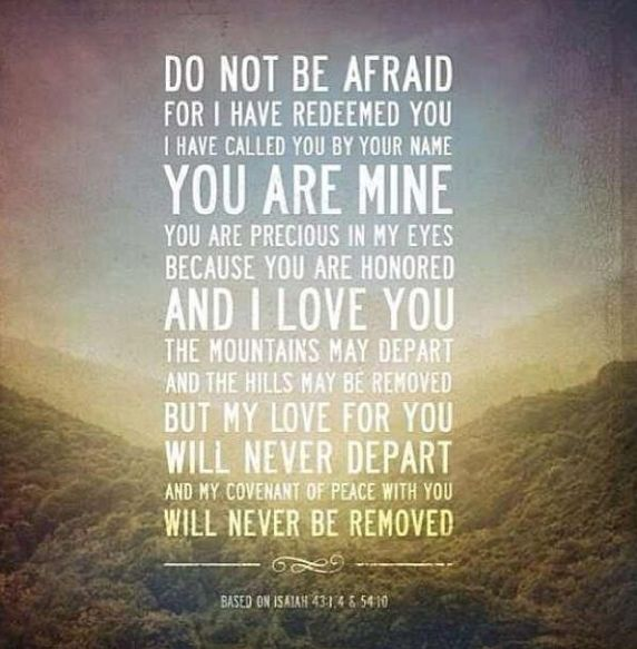 Fear notA