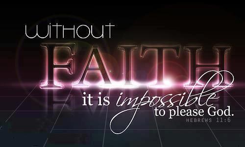 Hebrews 11.6A