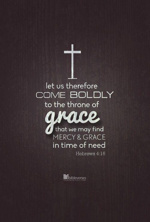 Hebrews 4.16