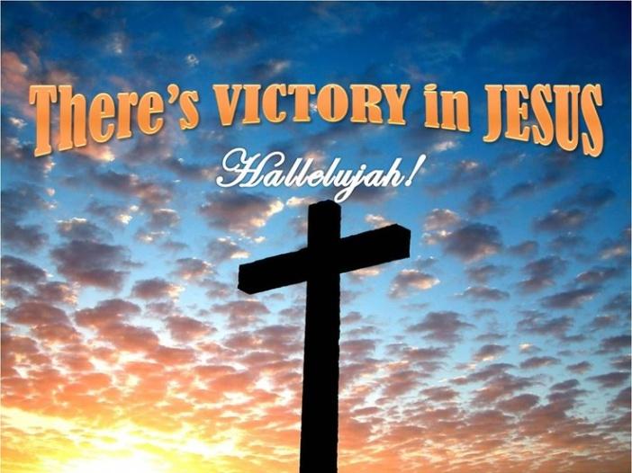 Hallelujah victory