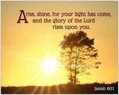 Isaiah 60.1