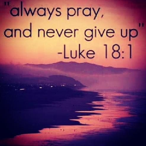 Luke 18.1