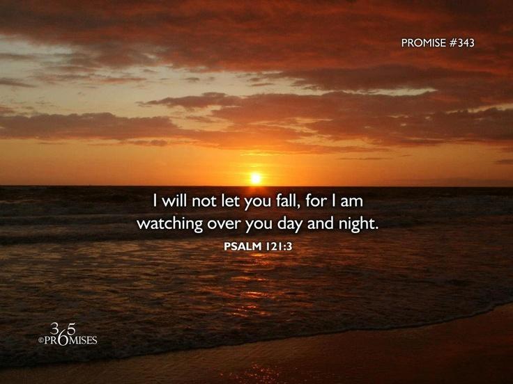 Psalm 121.3
