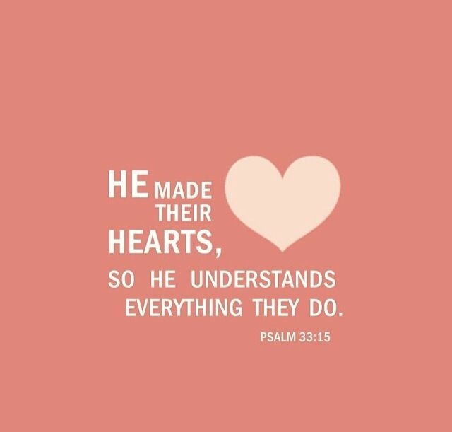 Psalm 33.15