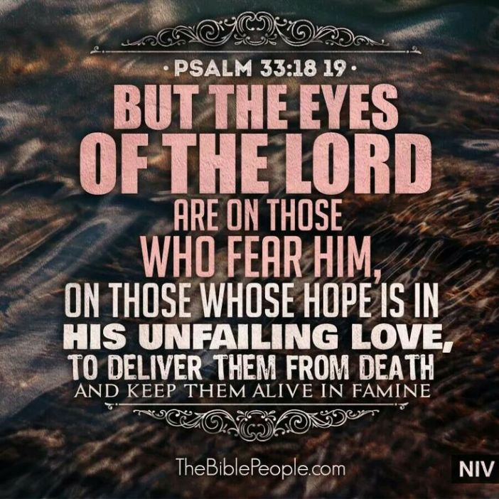 Psalm 33.18