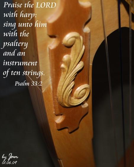 psalm 33.2