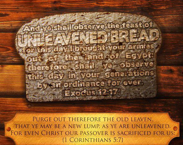 The Feast of Unleavened Bread