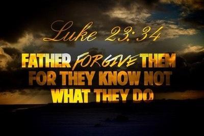 Luke 23.34