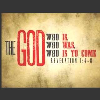 Revelation 1.4-8
