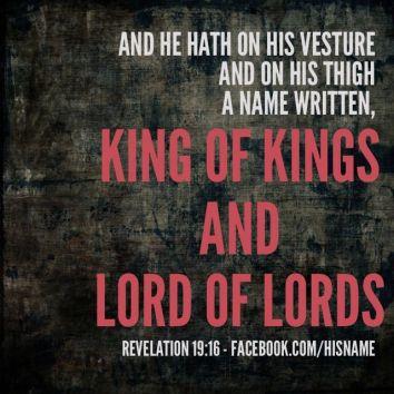 Revelation 19.16