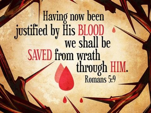 Romans 5.9