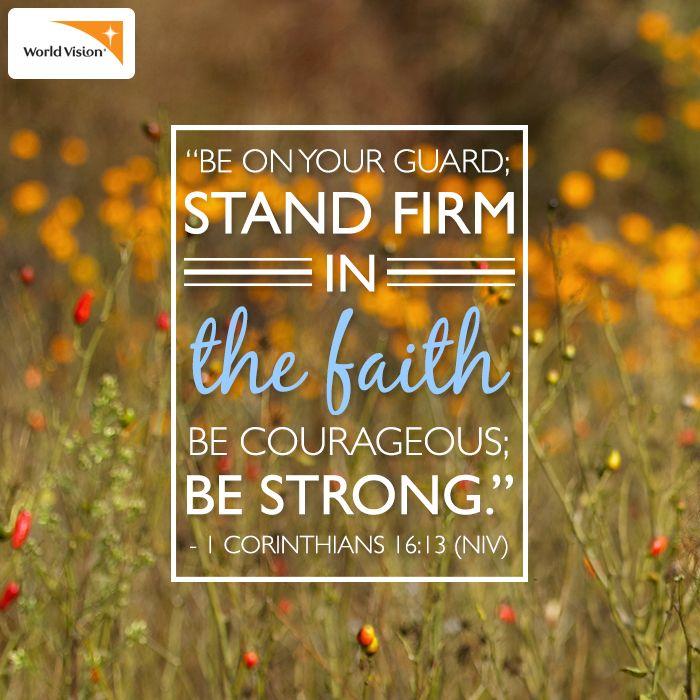 1 Corinthians 16-13