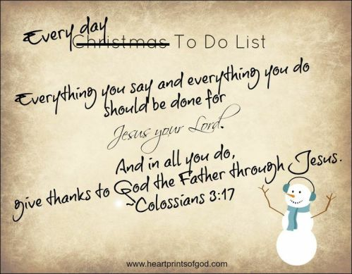 Colossians 3.17