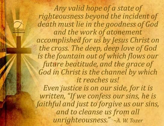 God's forgiveness 9