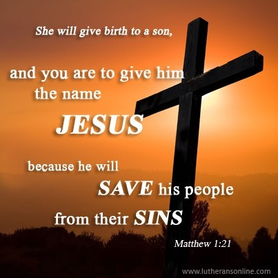 Matthew 1.21