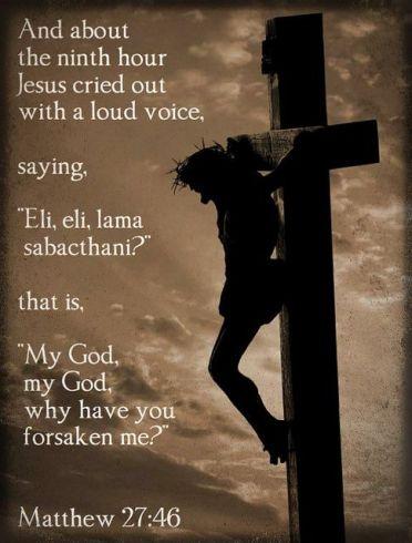 Matthew 27.46