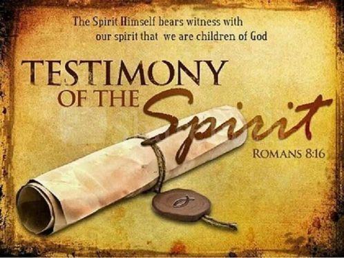 Romans 8.16