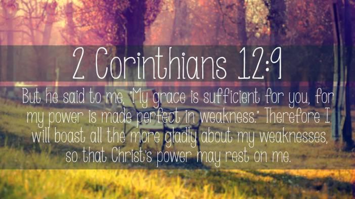 2 Corinthians 12.1