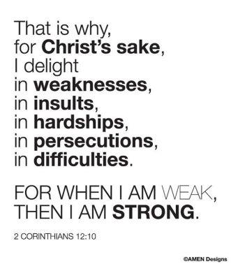 2 Corinthians 12.10