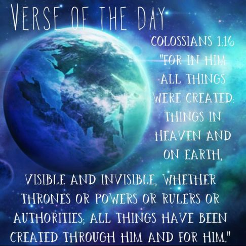 Colossians 1.16
